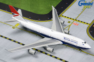 GJBAW1858 | Gemini Jets 1:400 1:400 | Boeing 747-400 British Airways G-CIVB, 'Negus' | is due