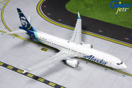 G2ASA855 | Gemini200 1:200 | Boeing 737 MAX9 Alaska N913AK (with stand) | is due: August 2019