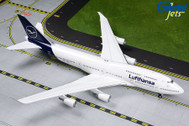G2DLH792 | Gemini200 1:200 | Boeing 747-400 Lufthansa D-ABVM,'New Livery' (with stand) | is due: August 2019