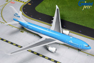 G2KLM839 | Gemini200 1:200 | Airbus A330-200 KLM PH-AOM,'New Livery',(with stand) | is due: August 2019