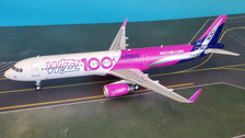 IF321W60919 | InFlight200 1:200 | Airbus A321 WIZZ Air 100th Airbus