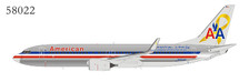 NG58022 | NG Model 1:400 | Boeing 737-800 American N905AN | is due: August 2019