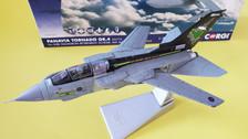 AA33620   Corgi 1:72   Panavia Tornado GR.4 IX Squadron ZG775 RAF retirement scheme