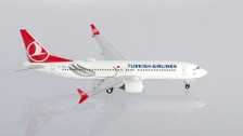 533768 | Herpa Wings 1:500 | Boeing 737 MAX8 Turkish Airlines, TC-LCA, 'Tokat' | Is due: Nov/Dec 2019