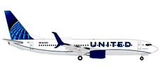 533744 | Herpa Wings 1:400 | Boeing 737-800 United Airlines N37267 | Is due: Nov/Dec 2019