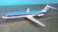 IF932KN0819 | InFlight200 1:200 | Douglas DC-9-32 KLM Royal Dutch Airlines PH-DOB,'City of Santa Monica' (with stand)