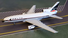 AC419590A | Aero Classics 1:400 | Lockheed L-1011Tristar Delta Airlines N763DL