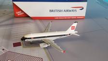 GJBAW1859 | Gemini Jets 1:400 1:400 | Airbus A319 BEA,'Retro' G-EUPJ