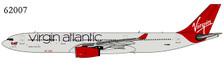 NG62007 | NG Model 1:400 | Airbus A330-300 Virgin Atlantic Airways -  | is due: September 2019