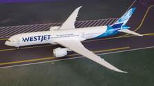 NG55018 | NG Model 1:400 | Boeing 787-9 WestJet Airlnes C-GURP | is due: September 2019