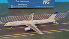 NG53117 | NG Model 1:400 | Boeing 757-200 Caledonian G-BUDX
