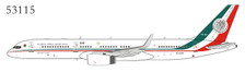 NG53115 | NG Model 1:400 | Boeing 757-200 Mexican Air Force TP-01 | is due: September 2019