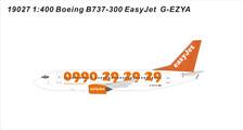 19027 | Panda Models 1:400 | Boeing 737-700 Easy Jet G-EZYA | is due: September 2019