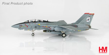 HM5217 | Hobby Master Military 1:72 | F-14A Tomcat  'Anna', VF-41 USS Enterprise, 2001 is