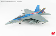HM5112 | Hobby Master Military 1:72 | F/A-18F Super Hornet VX-23 Salty Dogs | is due: December 2019