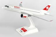SKR869 | Skymarks Models 1:100 | Bombardier CS100 Swiss