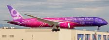 EW4789010A | JC Wings 1:400 | Boeing 787-900 Dreamliner N1015B,'Dreams Take Flight' (flaps down)| is due: October 2019