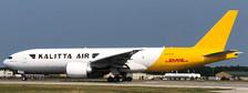 XX4227 | JC Wings 1:400 | Boeing 777-200LRF Kalitta Air N772CK | is due: October 2019