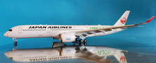 EW2359003A | JC Wings 1:200 | Airbus A350-900 JAL JA03XJ( JAL Green)(flaps down with stand)