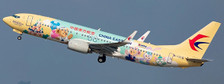 EW2738003 | JC Wings 1:200 | Boeing 737-800 China Eastern B-1316,'Duffy Friendship Express' (with stand) | is due: October 2019