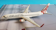 JF-737-8-009 | JFox Models 1:200 | Boeing 737-800 Virgin Australia VH-VUA (with stand) | is due: October 2019