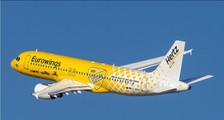 PH4287 | Phoenix 1:400 | Airbus A320 Eurowings D-ABDU,'Hertz 100 Years' | is due: October 2019