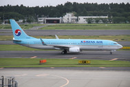 PH4285 | Phoenix 1:400 | Boeing 737-900 Korean Air HL8221 | is due: October 2019