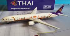 PH11573   Phoenix 1:400   Boeing 777-300 Thai Airways International HS-TKF,'Royal Barge'