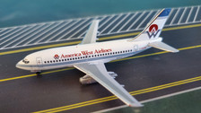 AC419669   Aero Classics 1:400   Boeing 737-200 America West,'old colours' C-GAPW