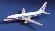 AC419628   Aero Classics 1:400   Boeing 737-200 United N9008U