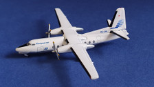 AC419644 | Aero Classics 1:400 | F-27 Sempati,'25' PK-JFK