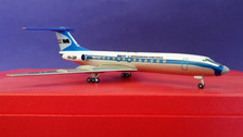 CA38 | Western Models UK 1:200 | Tupolev TU-134A MALEV HA-LBP