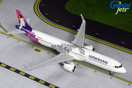 G2HAL809 | Gemini200 1:200 | Airbus A321neo Hawaiin Air N204HA (with stand) | is due: October 2019