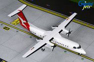 G2QFA837   Gemini200 1:200   Bombardier Dash -300 Qantas Link VH-TQE (with stand)   is due: October 2019