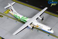 G2BKP827 | Gemini200 1:200 | ATR-72 Bangkok Airways HS-PZJ Koh Samui livery (with stand) | is due