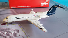 570640 | Herpa Wings 1:200 | Fokker 70 KLM Cityhopper PH-KZE (die-cast) | is due: January / February 2020