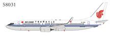 NG58031 | NG Model 1:400 | Boeing 737-800W Air China B-1219 | is due: November 2019
