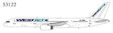 NG53122 | NG Model 1:400 | Boeing 757 WestJet N750NA | is due: November 2019