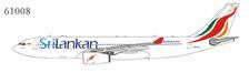 NG61008 | NG Model 1:400 | Airbus A330-200 SriLankan Airlines 4R-ALJ | is due: November 2019