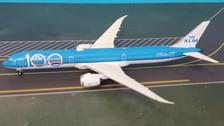 NG56001 | NG Model 1:400 | Boeing 787-10 KLMRoyal Dutch Airlines PH-BKA,'100th Anniversary'