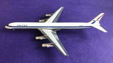 AC219549A | Aero Classics 200 1:200 | Douglas DC-8-61 United Airlines N8072U