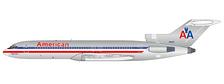 LH4AAL050   JC Wings 1:400   Boeing 727-200 American Airlines N6805, (Silver Livery)    is due: November 2019