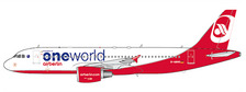 LH4BER098 | JC Wings 1:400 | Airbus A320-20 Air Berlin,'One World' D-ABHO | is due: November 2019
