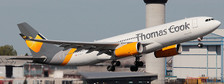 LH4TCX157 | JC Wings 1:400 | Airbus A330-200 Thomas Cook G-MLJL | is due: November 2019