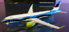 LH4158 | JC Wings 1:400 | Airbus A220-300 Air Baltic YL-CSJ, 'Estonia Livery'