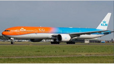 AV4064 | Aviation 400 1:400 | Boeing 777-300ER KLM PH-BVA,'Orange Pride, 100 Years' | is due: November 2019