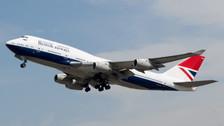 PH04296 | Phoenix 1:400 | Boeing 747-400 British Airways G-CIVB, 'Negus' | is due: November 2019