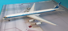 IF863KL0220P | InFlight200 1:200 | DC-8-63 KLM PH-DEA (polished with stand)