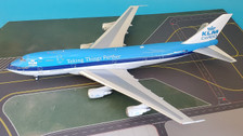 IF742KLM-100-2 | InFlight200 1:200 | Boeing 747-200 KLM Cargo PH-BUH (with stand)