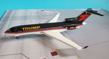 B-721-T02 | Blue Box 1:200 | Boeing 727-100 Trump  VP-BDJ (with stand) | is due: December 2019